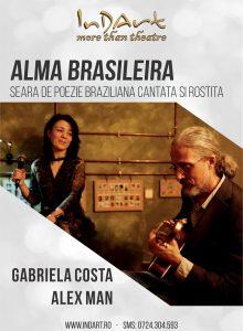 ALMA BRASILEIRA poezie braziliana cantata si rostita