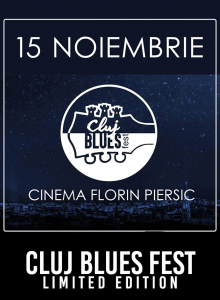 Cluj Blues Fest Limited Edition