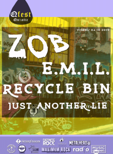 Zob / E.M.I.L. / Recycle Bin / Just Another Lie