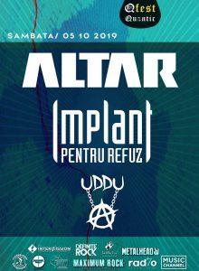 Altar / Implant Pentru Refuz / Ura De Dupa Usa
