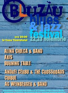 Bluzau -blues and jazz festival