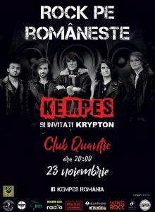 Kempes – Rock pe Românește- Partea I