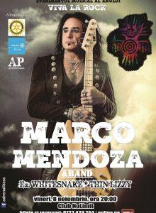 Marco Mendoza – la Buzau