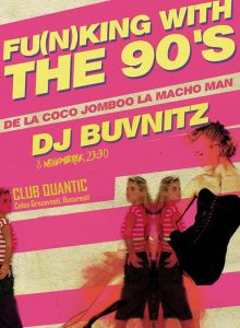 Funking With The 90s at Quantic