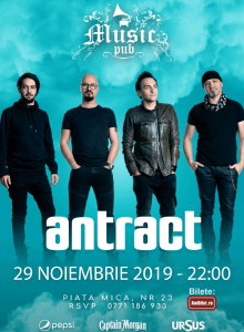 Antract la Music Pub Sibiu