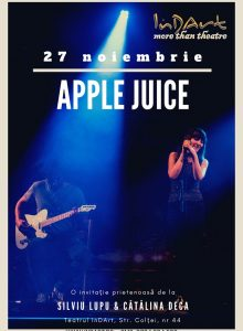 Concert Apple Juice