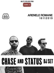 Chase and Status – Arena dnb