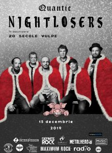 Nightlosers si 20 secole Vulpe