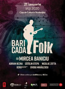 Baricada Folk (Iasi)