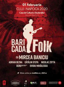 Baricada Folk (Cluj Napoca)