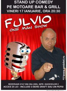 Stand up comedy cu Fulvio