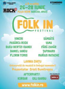 Folk In Festival, Budeasa 2020