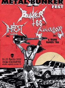 Metal Bunker X – Bunker 66 / Infest / Axecutor
