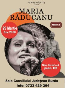 Maria Raducanu & Niko Meinhold la Buzau