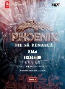 Phoenix Fie sa renasca (Roman)