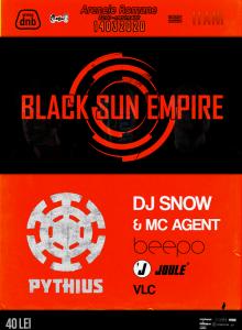 Black Sun Empire si Pythius -Arena dnb(anulat)