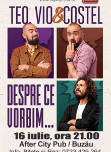 Teo, Vio & Costel
